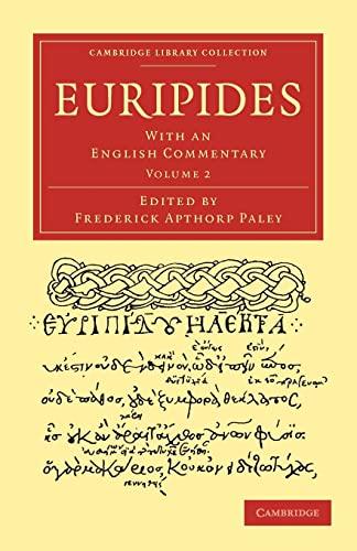 Euripides - Volume 2