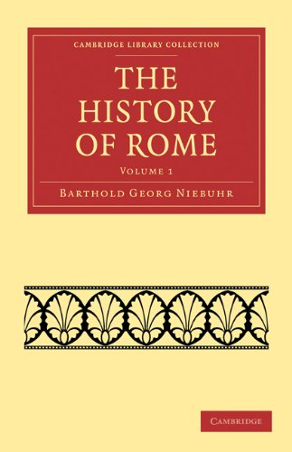 9781108012348: The History of Rome 3 Volume Paperback Set 3 Paperback books (Cambridge Library Collection - Classics)