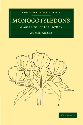 9781108013208: Monocotyledons Paperback (Cambridge Library Collection - Botany and Horticulture)