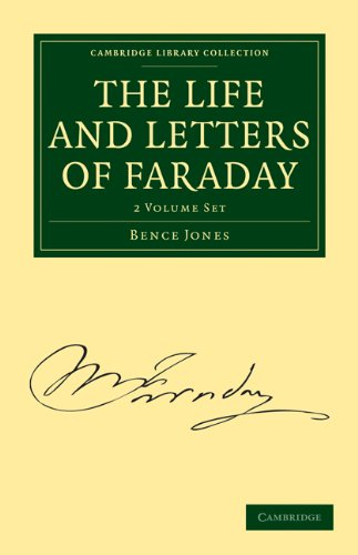 9781108014618: The Life and Letters of Faraday 2 Volume Paperback Set