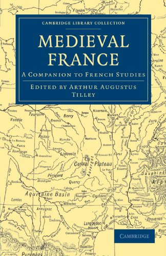 9781108017152: Medieval France: A Companion to French Studies (Cambridge Library Collection - Medieval History)