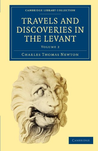 9781108017435: Travels and Discoveries in the Levant: Volume 2 Paperback (Cambridge Library Collection - Archaeology)