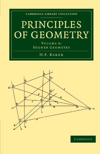 9781108017800: Principles of Geometry (Cambridge Library Collection - Mathematics)