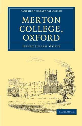 9781108017978: Merton College, Oxford (Cambridge Library Collection - British and Irish History, General)