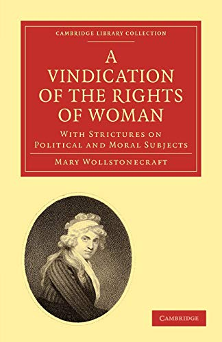 Vindication of the Rights of Woman (Paperback): Mary Wollstonecraft