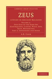 9781108021234: Zeus: A Study in Ancient Religion (Cambridge Library Collection - Classics) (Part 2)