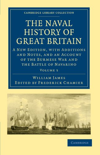 The Naval History of Great Britain: A New Edition, with Additions and Notes, and an Account of the ...