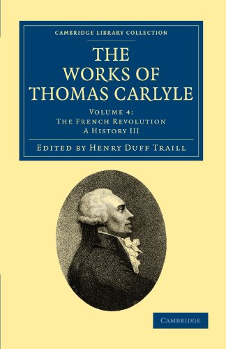 9781108022279: 4: The Works of Thomas Carlyle (Cambridge Library Collection - The Works of Carlyle) (Volume 4)