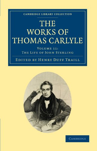 9781108022347: The Works of Thomas Carlyle (Cambridge Library Collection - The Works of Carlyle) (Volume 11)