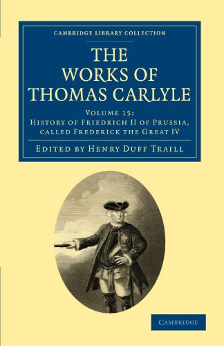 The Works of Thomas Carlyle: Thomas Carlyle