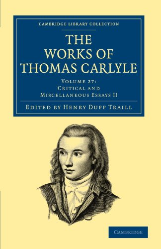 The Works of Thomas Carlyle: Volume 27: Thomas Carlyle ,