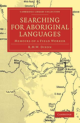 9781108025041: Searching for Aboriginal Languages: Memoirs of a Field Worker (Cambridge Library Collection - Linguistics)