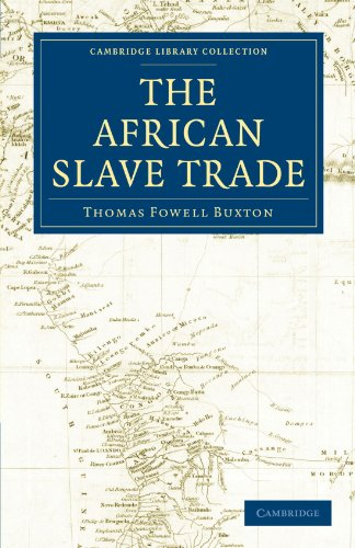 9781108027687: The African Slave Trade (Cambridge Library Collection - Slavery and Abolition)