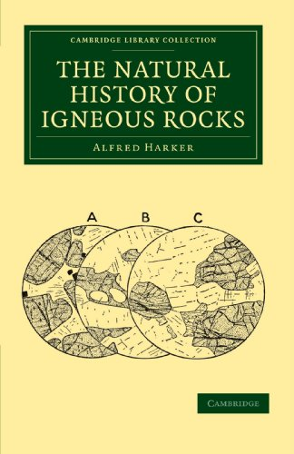 9781108028134: The Natural History of Igneous Rocks (Cambridge Library Collection - Earth Science)