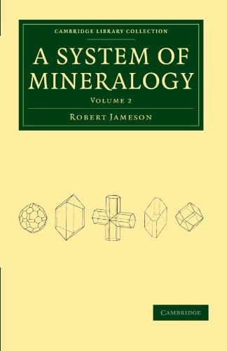 System of Mineralogy: Robert Jameson