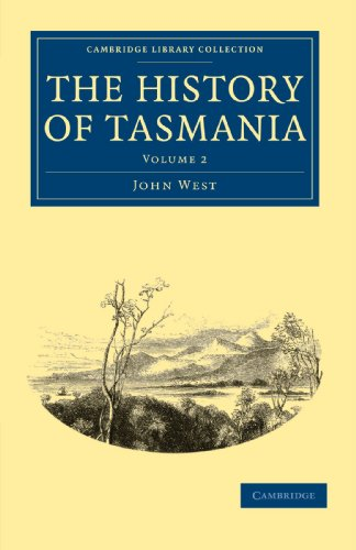 The History of Tasmania: John West