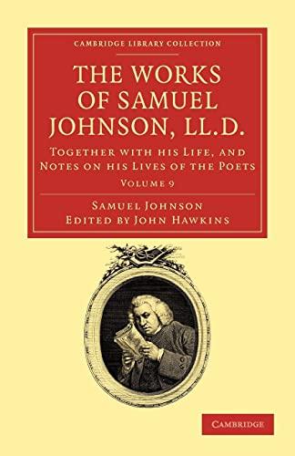 The Works of Samuel Johnson, LL.D.: Together: Johnson, Samuel