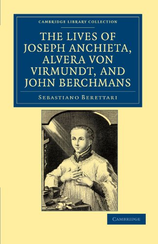 The Lives of Father Joseph Anchieta, of