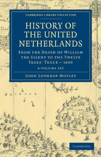 9781108036665: History of the United Netherlands