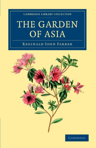 9781108037211: The Garden of Asia: Impressions from Japan (Cambridge Library Collection - Travel and Exploration in Asia)