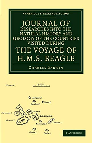 Journal of Researches into the Natural History: Charles Darwin
