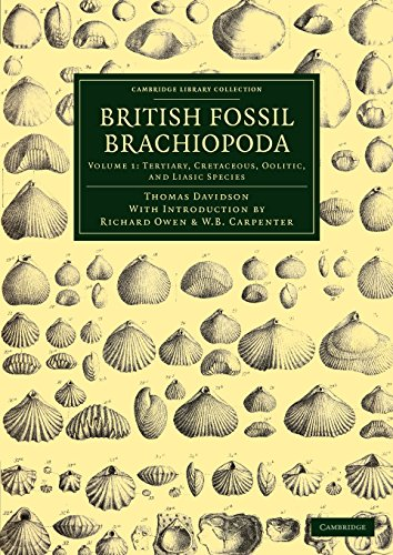 9781108038171: 1: British Fossil Brachiopoda (Cambridge Library Collection - Earth Science) (Volume 1)