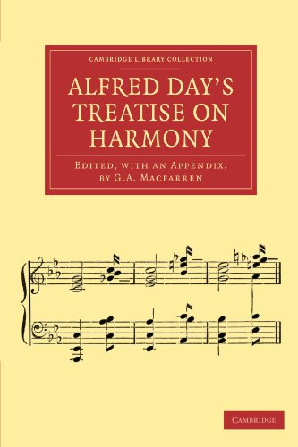 9781108038607: Alfred Day's Treatise on Harmony (Cambridge Library Collection - Music)