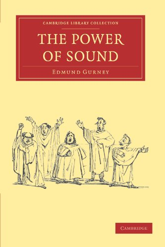 9781108038638: The Power of Sound (Cambridge Library Collection - Music)