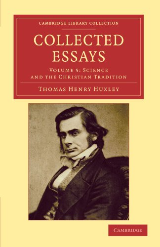 Collected Essays: Thomas Henry Huxley