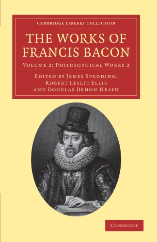 9781108040655: The Works of Francis Bacon (Cambridge Library Collection - Philosophy) (English and Latin Edition)