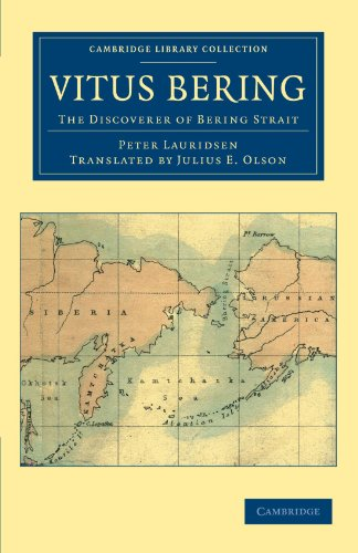 9781108041515: Vitus Bering: The Discoverer of Bering Strait (Cambridge Library Collection - Polar Exploration)