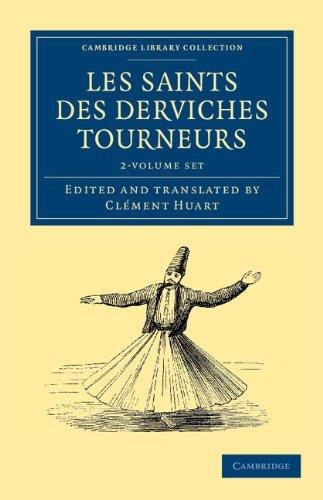 Les saints des derviches tourneurs 2 Volume Paperback Set (Hardcover)