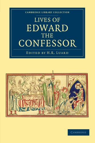9781108042703: Lives of Edward the Confessor (Cambridge Library Collection - Rolls)