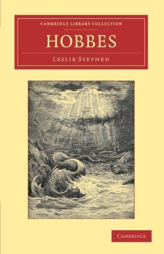 Hobbes (Cambridge Library Collection - Philosophy): Leslie Stephen