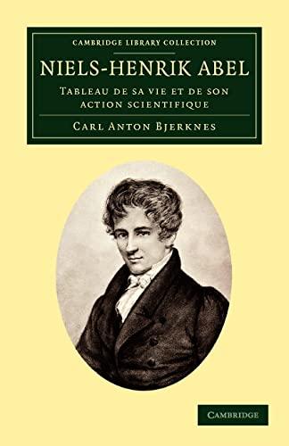 Niels-Henrik Abel: CARL ANTON BJERKNES