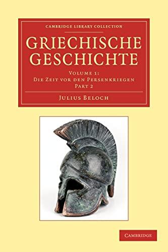 Griechische Geschichte: Julius Beloch