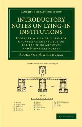 9781108053198: Introductory Notes on Lying-In Institutions: Together with a Proposal for Organising an Institution for Training Midwives and Midwifery Nurses (Cambridge Library Collection - History of Medicine)