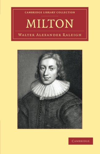 9781108057356: Milton (Cambridge Library Collection - Literary Studies)
