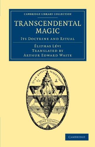 9781108062169: Transcendental Magic: Its Doctrine and Ritual (Cambridge Library Collection - Spiritualism and Esoteric Knowledge)