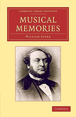 9781108062428: Musical Memories (Cambridge Library Collection - Music)