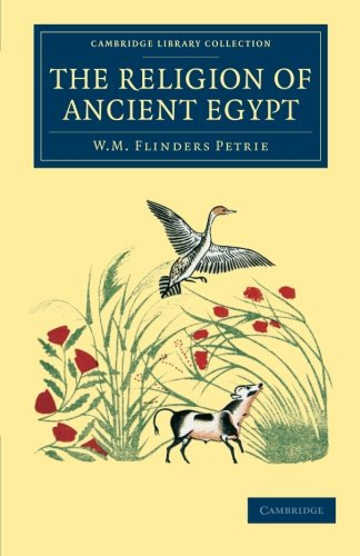 9781108065788: The Religion of Ancient Egypt (Cambridge Library Collection - Egyptology)