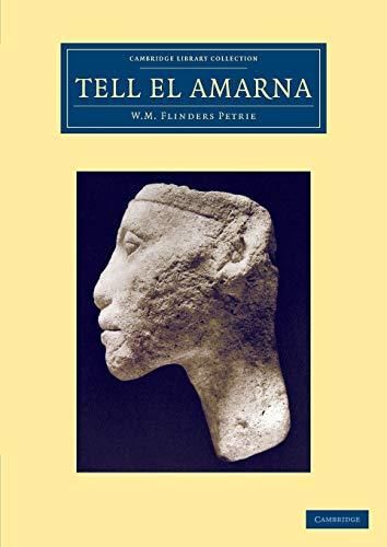9781108068390: Tell el-Amarna (Cambridge Library Collection - Egyptology)