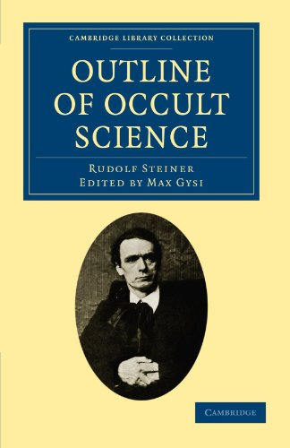 9781108072670: Outline of Occult Science (Cambridge Library Collection - Spiritualism and Esoteric Knowledge)