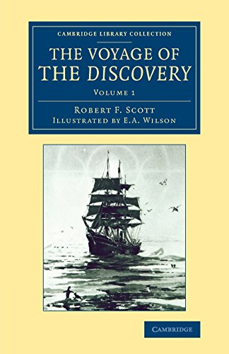9781108074766: The Voyage of the Discovery (Cambridge Library Collection - Polar Exploration) (Volume 1)