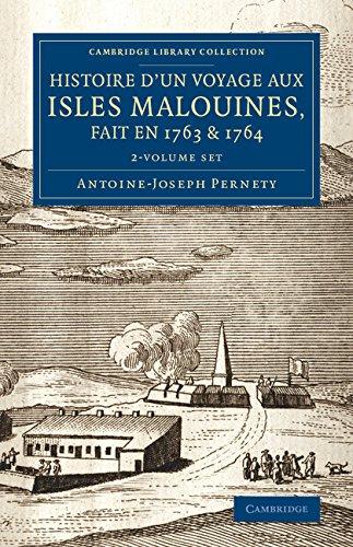 Histoire d'un voyage aux isles Malouines, fait en 1763 & 1764 2 Volume set (Paperback): ...