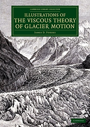 9781108075282: Illustrations of the Viscous Theory of Glacier Motion: And Three Papers on Glaciers by John Tyndall (Cambridge Library Collection - Earth Science)