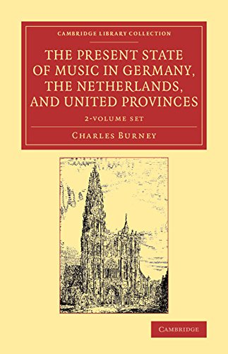 Cambridge Library Collection - Music (Hybrid): Charles Burney