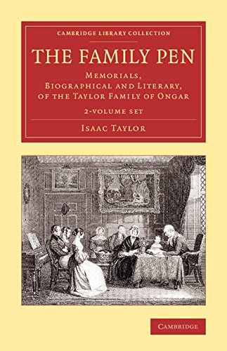 The Family Pen 2 Volume Set (Hybrid): Isaac Taylor