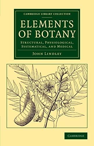 Elements of Botany: JOHN LINDLEY