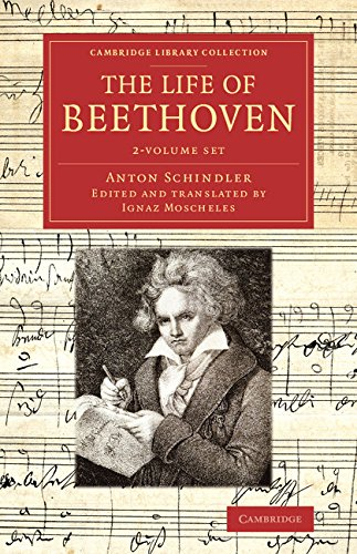 The Life of Beethoven (Hybrid): Anton Schindler